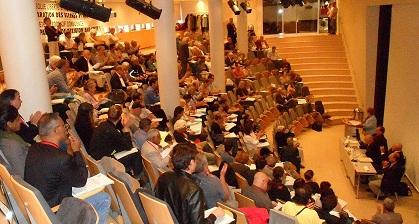 Founding Meeting, 2011-08-10